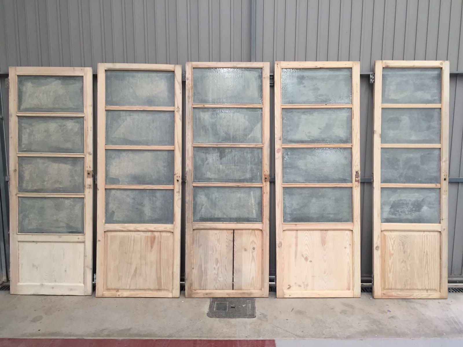 Decapados valencia for Remate de puertas de madera