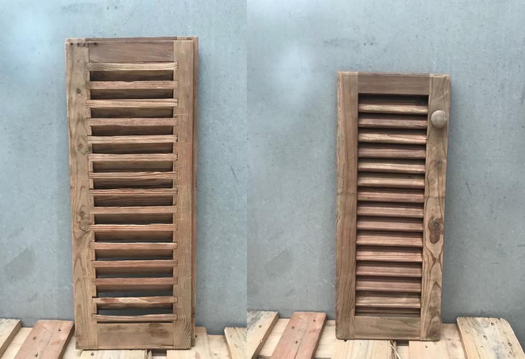 restaurar muebles de cocina de madera
